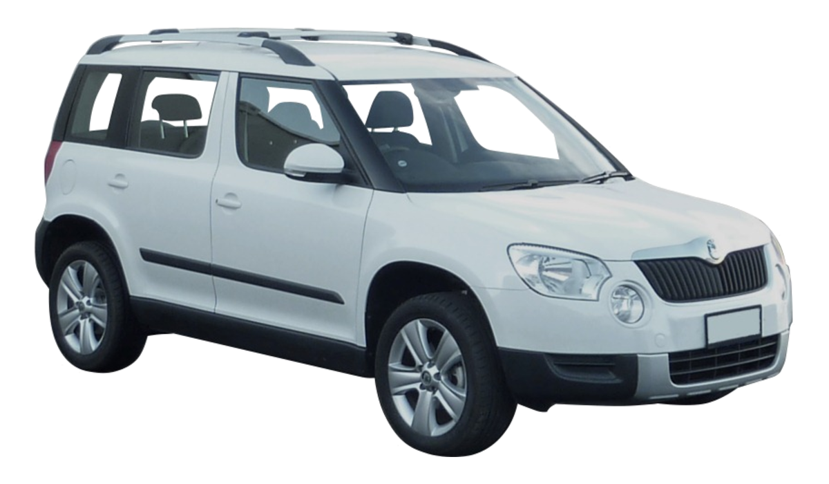 Roof Racks For Skoda Yeti 2020 Prorack Australia